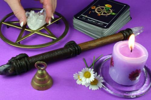 ritual magia blanca amor